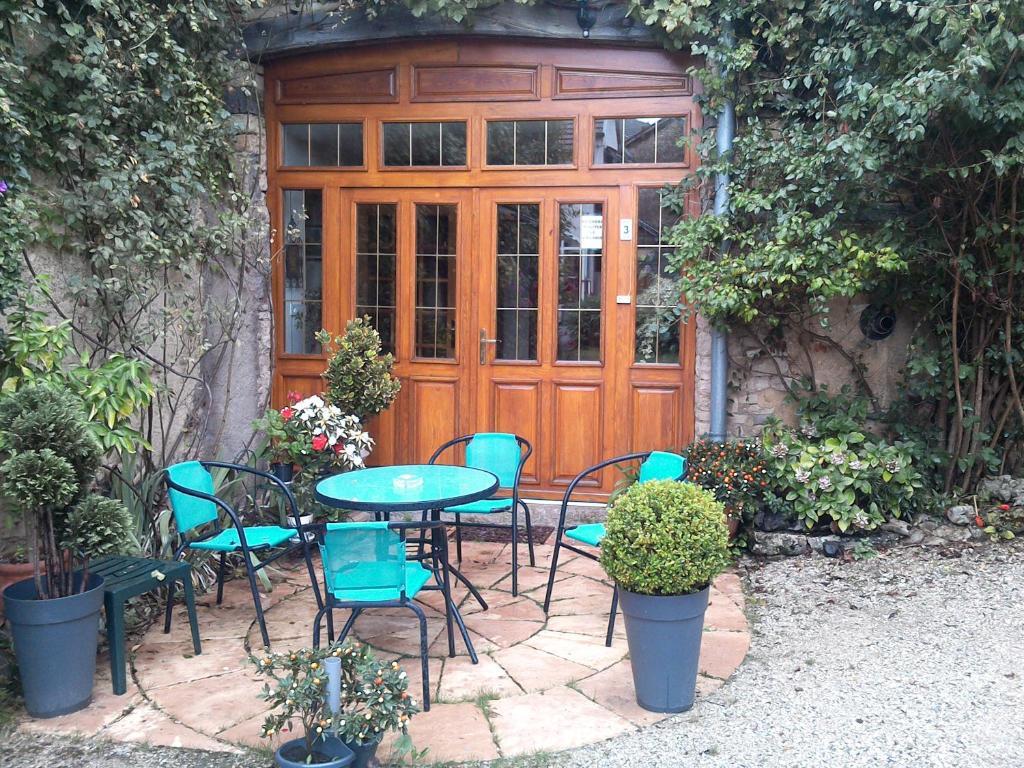 法国 弗朗什-孔泰大区 doubs fontaine的酒店 查诺斯住宿加早餐