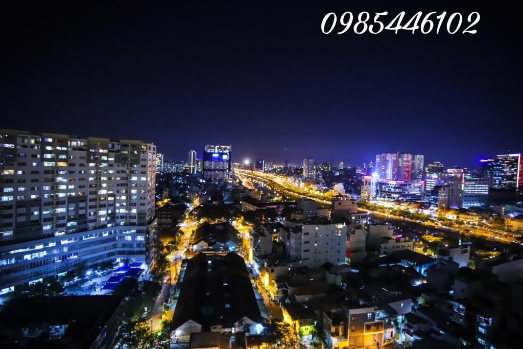 公寓 1br city view river gate apartment(1br市景河门公寓 )