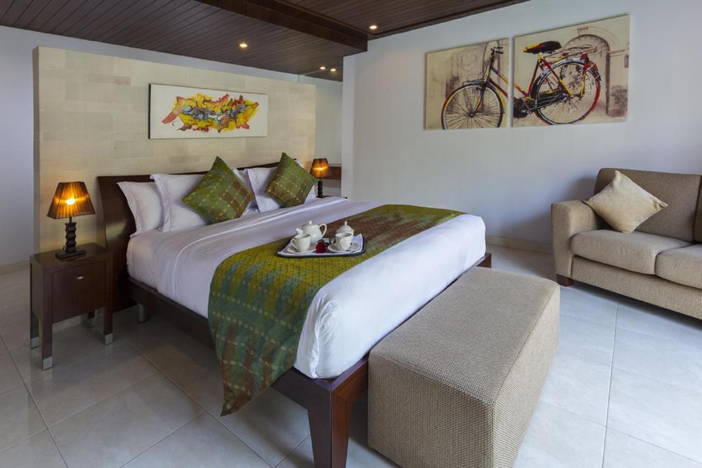 印尼 巴厘岛  登巴萨  沙努尔  度假屋  别墅 郁金香别墅酒店,沙努尔