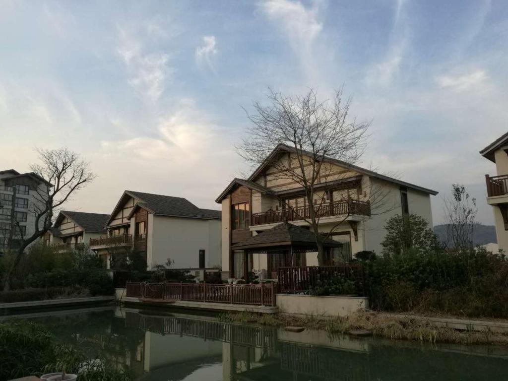 苏州太湖黄金水岸自助式公寓