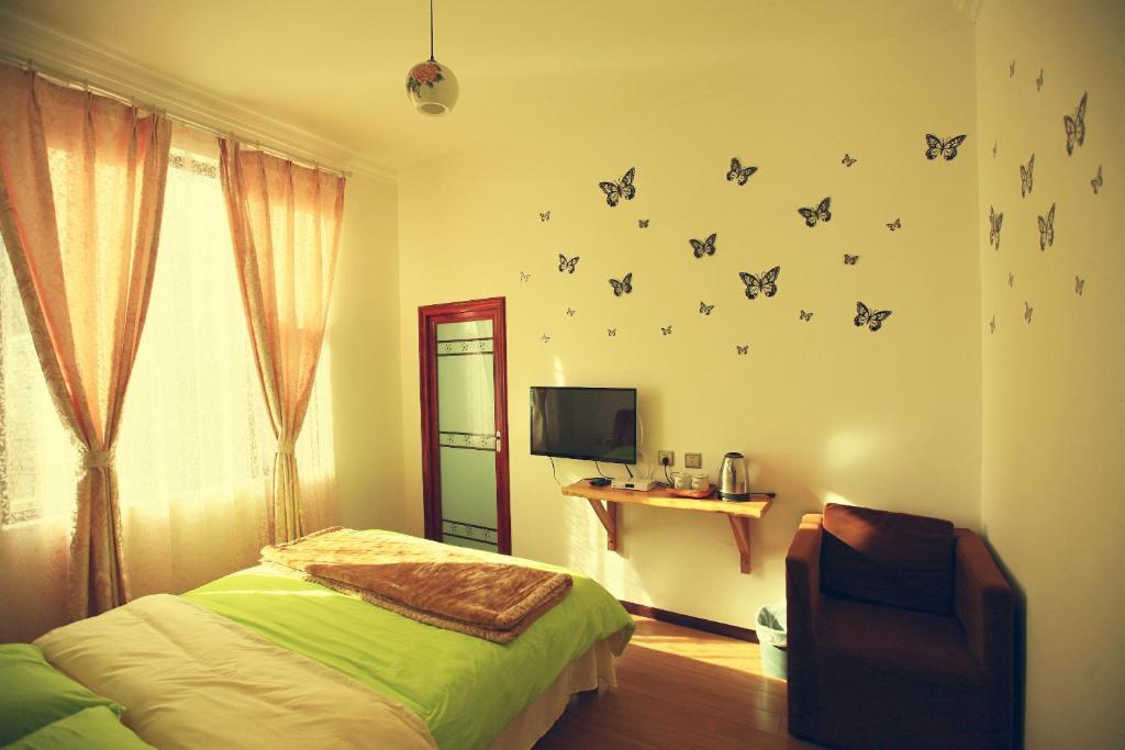 文艺卧室风格图片