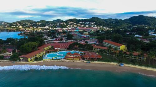 圣卢西亚 洛尼湾村10家最赞海滩酒店图片