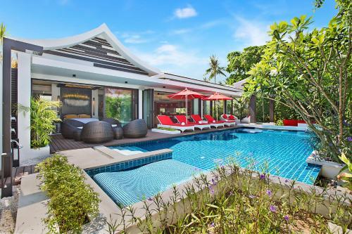 苏梅岛10大无障碍酒店推荐 - 泰国苏梅岛的无障碍酒店