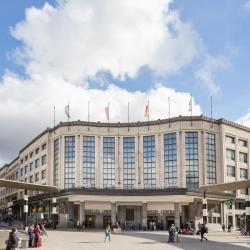 布鲁塞尔中央车站