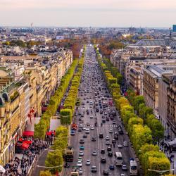 香榭丽舍大街, 巴黎