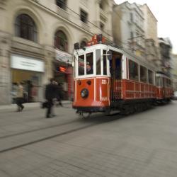 伊斯迪卡尔街, 伊斯坦布尔