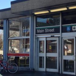 Main Street Subway Station