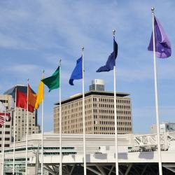 旧金山莫斯康展览中心