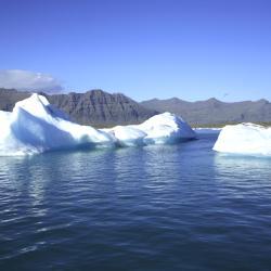 杰古沙龙冰泻湖, 哈利