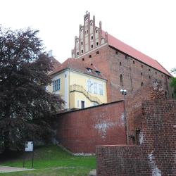 Museum of Warmia and Mazury, 奥尔什丁