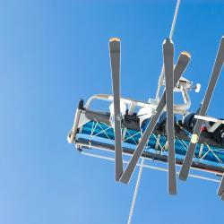 科布兰驰滑雪缆车