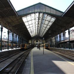 圣本托火车站