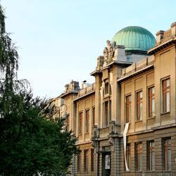 萨格勒布民族志博物馆, 萨格勒布
