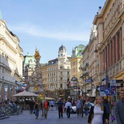 格拉本大道, 维也纳