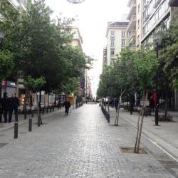 艾尔姆街购物区, 雅典
