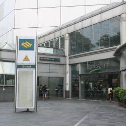 政府大厦地铁站