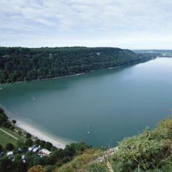 沙兰湖, 杜谢