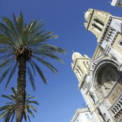 哈比包格贝大道, 突尼斯