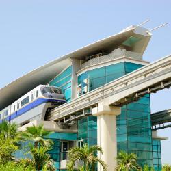 Palm Gateway Monorail Station