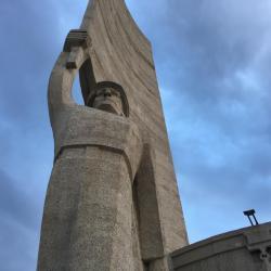 Zaisan Memorial, 乌兰巴托