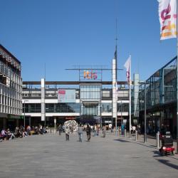 伊塔克斯克斯购物中心, 赫尔辛基