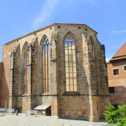凯瑟琳教堂遗址