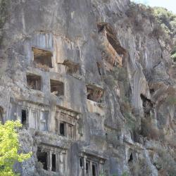 Ancient Rock Tombs