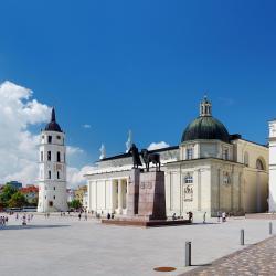大教堂广场, 维尔纽斯