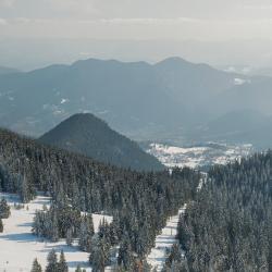 Pamporovo Ski Region