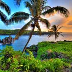 毛伊岛 3个露营地