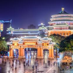 重庆地区 163间家庭酒店