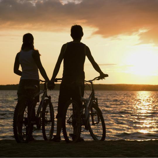 帕尔马 - 帕尔马海滩骑行路线