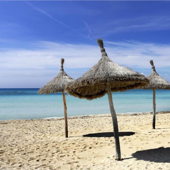 Es Trenc海滩