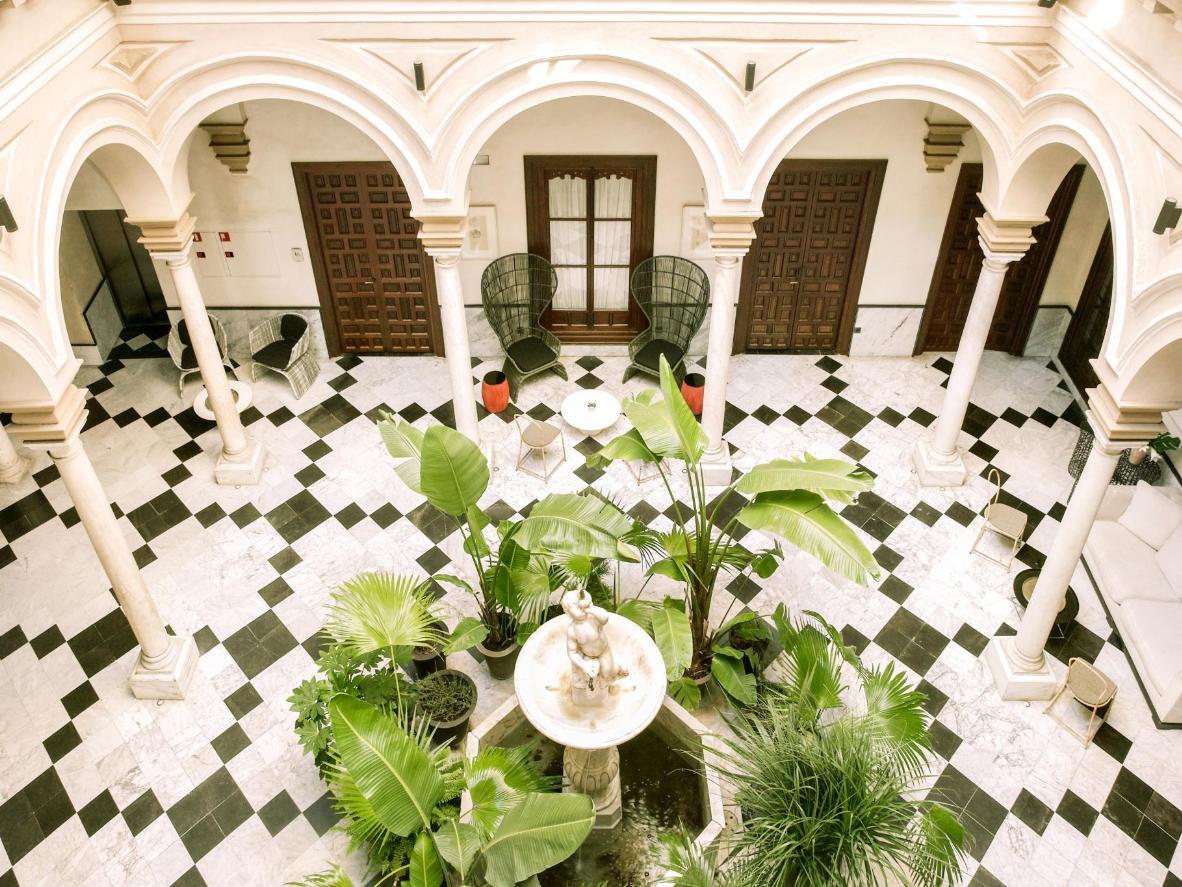 帕拉西奥德维拉帕内斯酒店