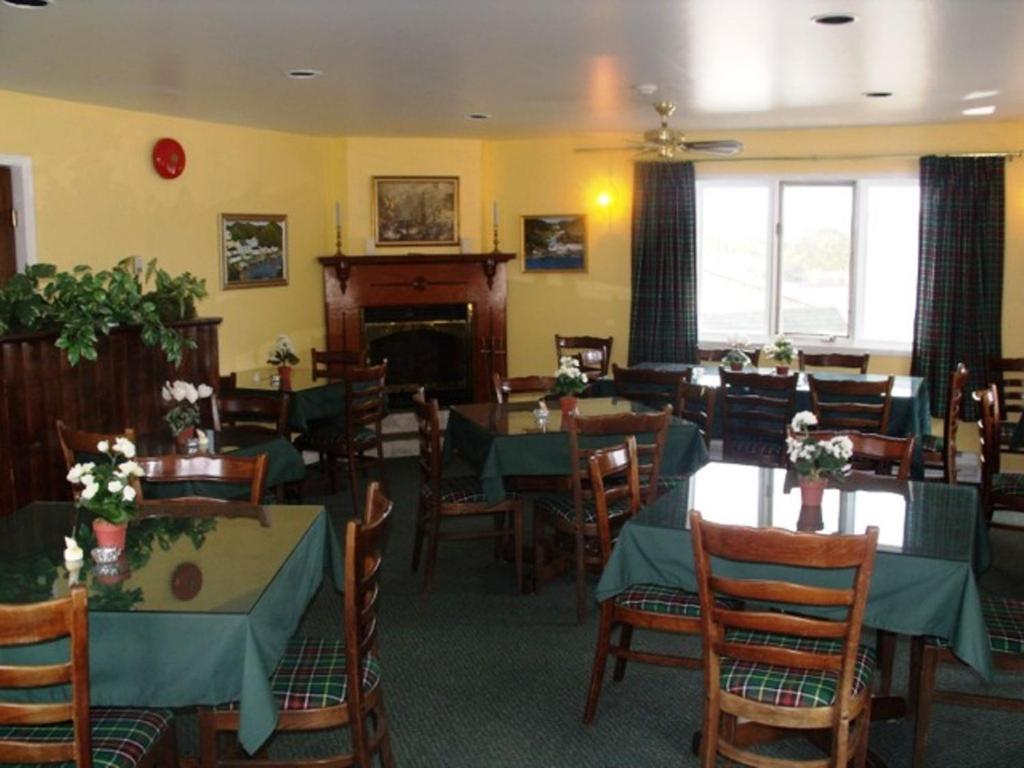 戈尔图瓦宾馆餐厅或其他用餐的地方
