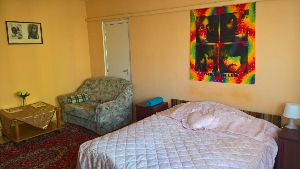 奥斯维泽尔披头士01公寓的休息区
