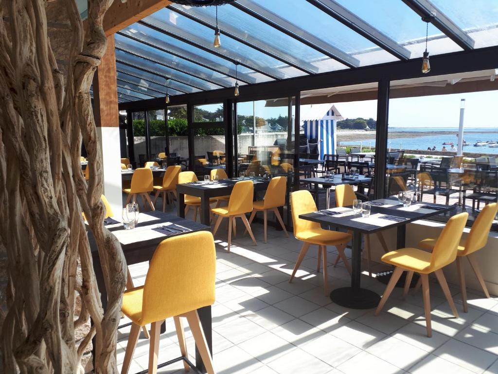 都港酒店餐厅或其他用餐的地方