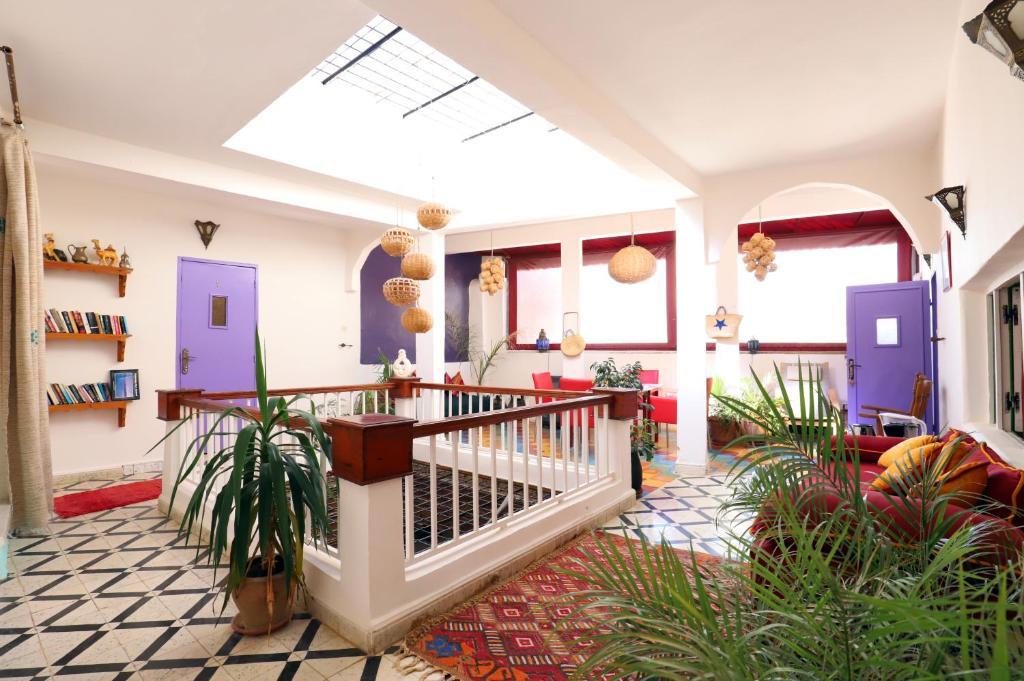 达尔泽霍恩酒店大厅或接待区