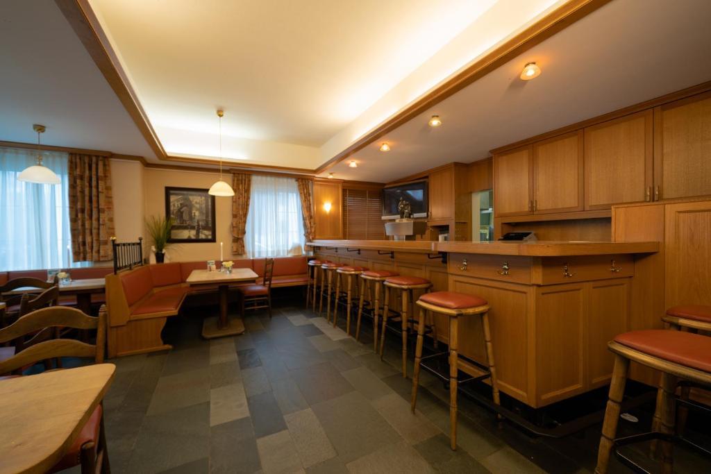 Hotel Emshof酒廊或酒吧区