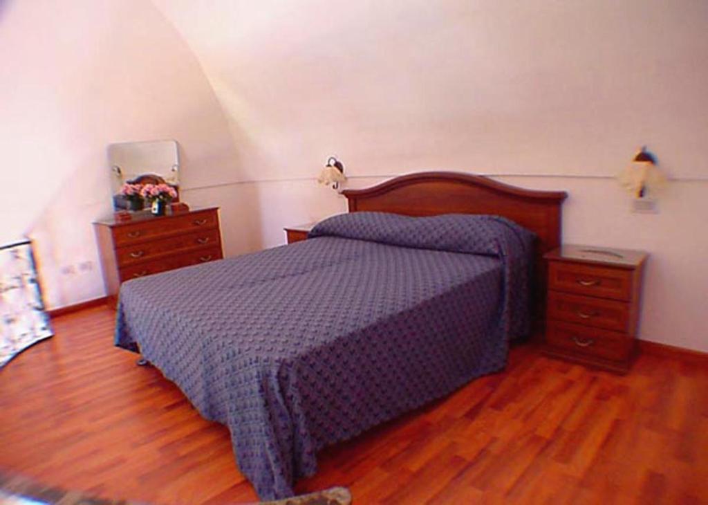 露多维卡踢波C公寓客房内的一张或多张床位