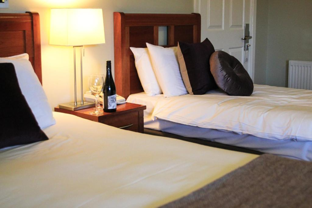 多尼戈尔郡 inishowen culdaff的酒店 mcgrory's hotel,culdaff