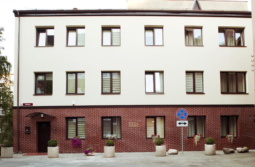 公寓所在大楼
