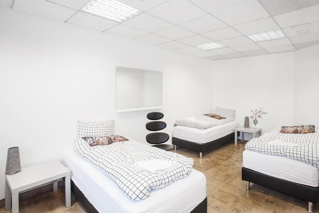 bgb住宿加早餐旅馆客房内的一张或多张床位