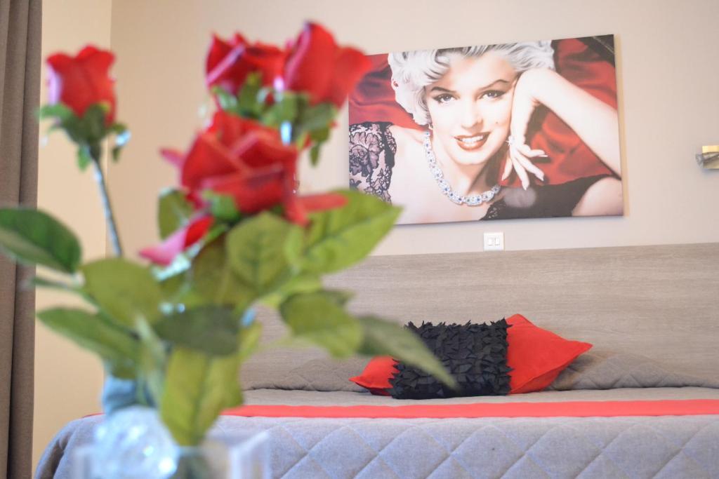 玛丽安娜酒店式公寓 大厅或接待区
