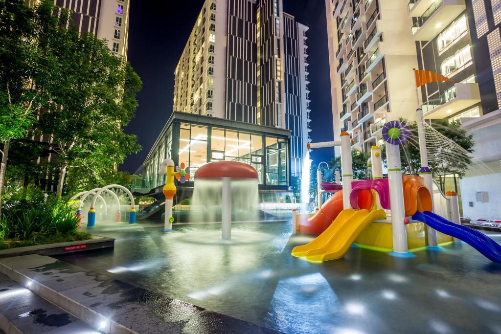海岸酒店及公寓的儿童游玩区