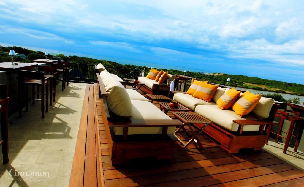 Balcone o terrazza di Cinnamon Wild Yala