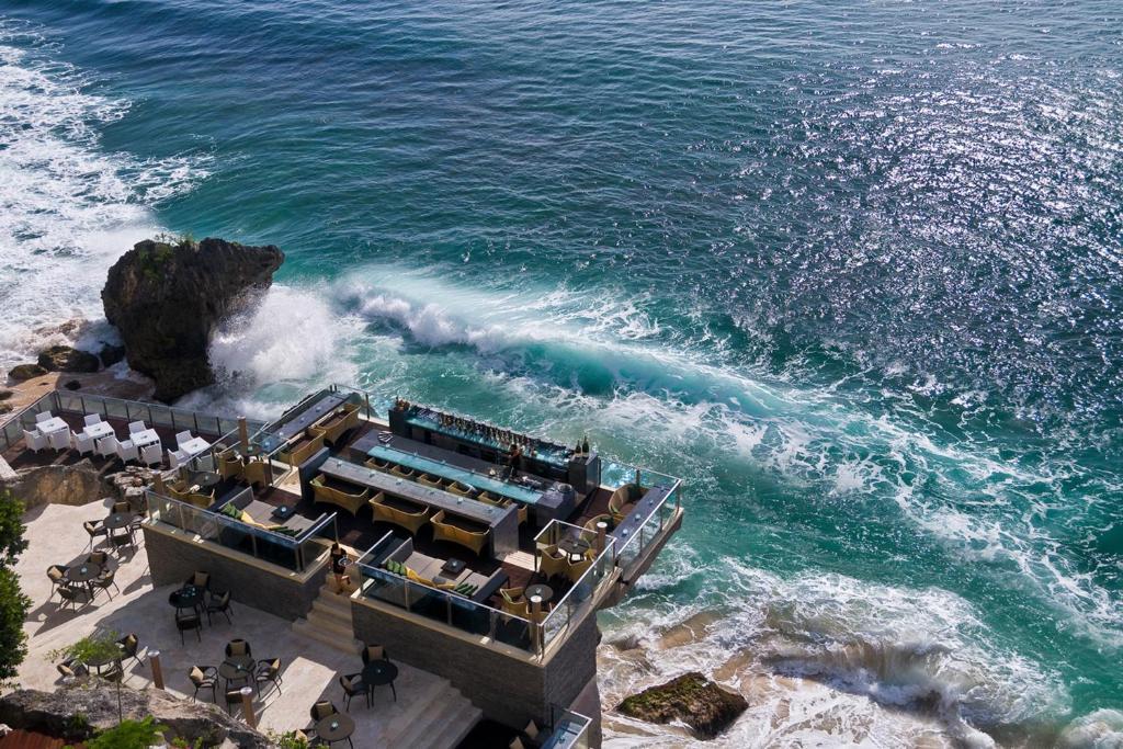 巴厘岛最适合婚礼的酒店AYANA Resort and Spa, BALI(巴厘岛阿雅娜水疗度假酒店)