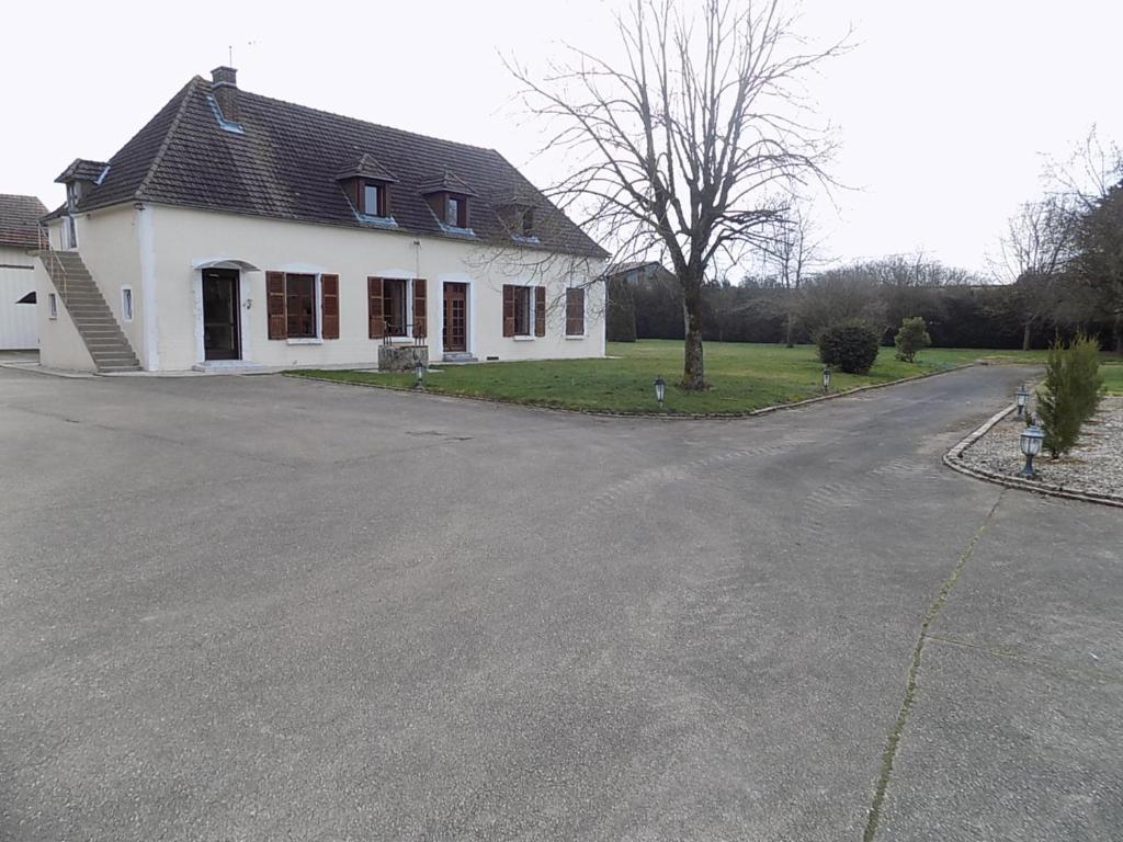 法国 勃艮第大区 yonne le grand virey 度假屋 la maison du