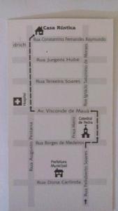 拉斯蒂卡之家 - 豪斯佩迪尔亚度假屋平面图