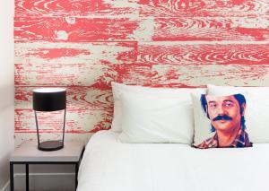 The Guild East Side | Arnold客房内的一张或多张床位